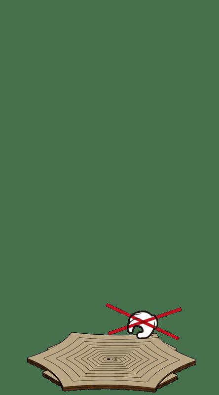 Weihnachtsbaum Zusammenbau Schritt 0