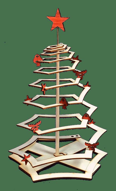 Weihnachtsbaum aus Holz, FAQ's