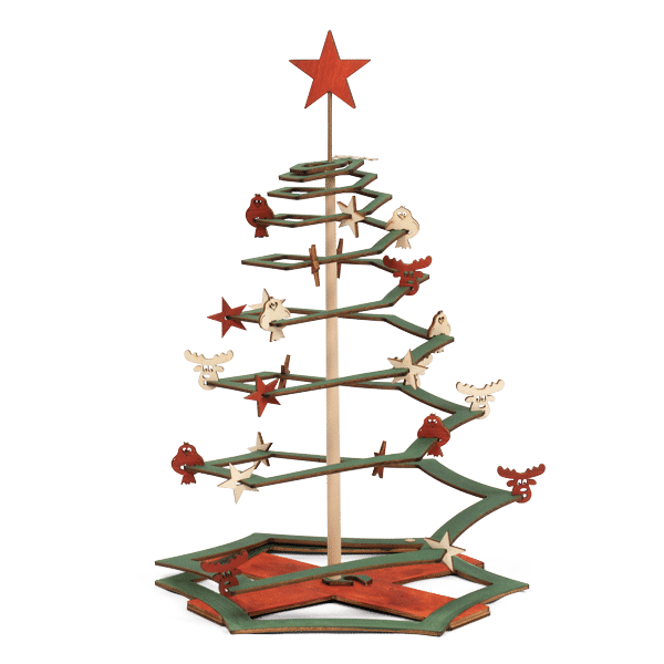Christmas Tree from Wood