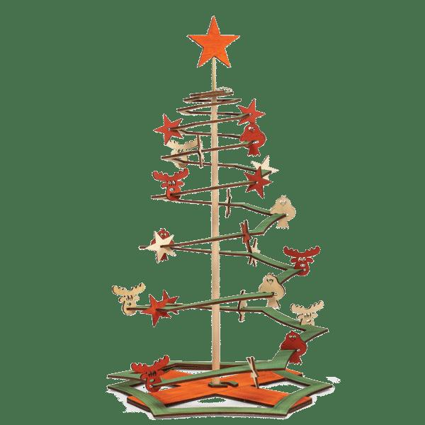 Holz Weihnachtsbaum